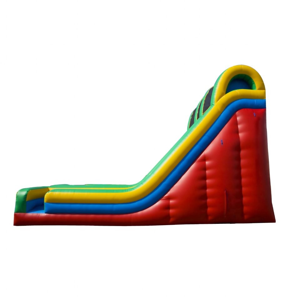 24 Double Lane Inflatable Slide - 3