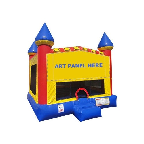 Module Castle Bounce House Rental in NJ