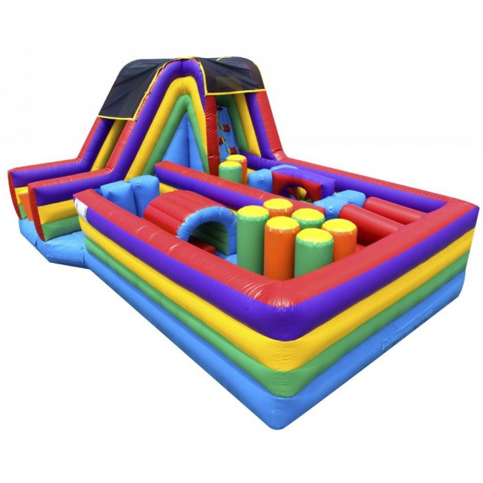 360 Inflatable Obstacle Course
