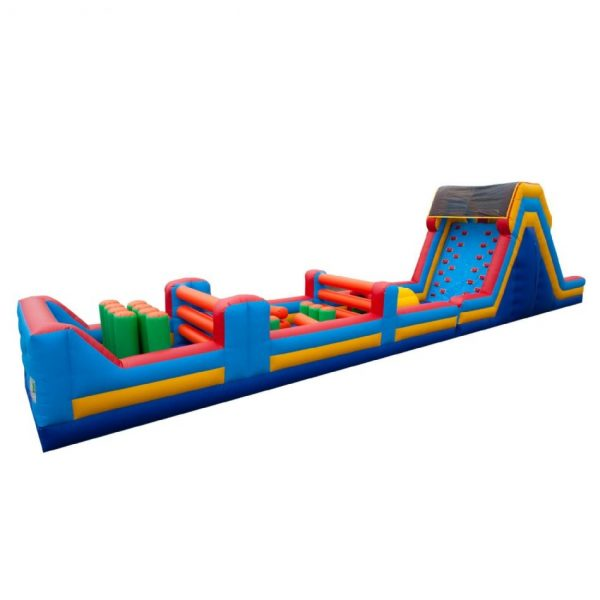 65 Inflatable Obstacle Course - 2