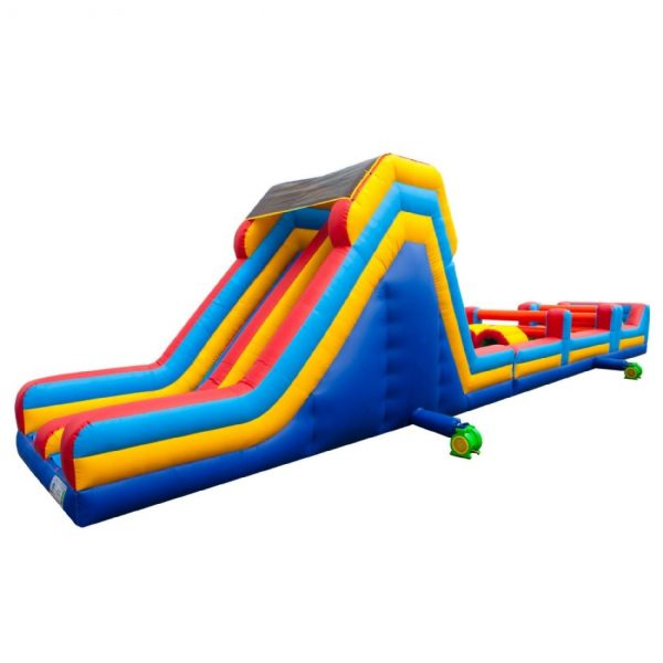 65 Inflatable Obstacle Course - 3