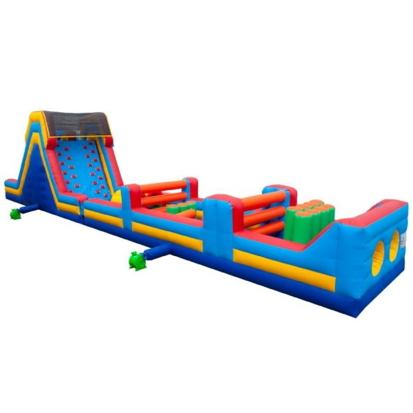 65 Inflatable Obstacle Course - 4
