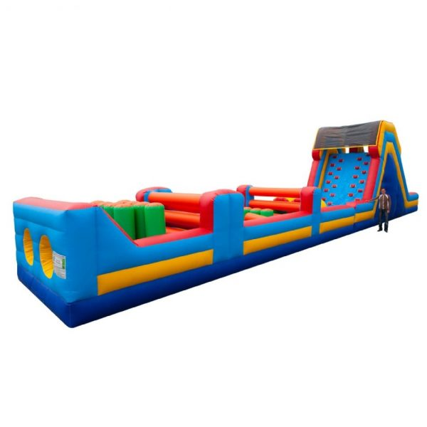 65 Inflatable Obstacle Course