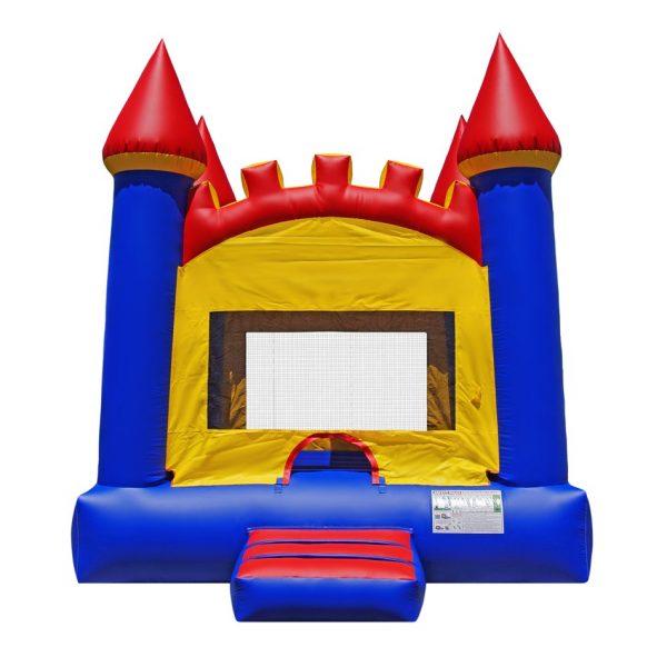 Arched Castle Bounce House